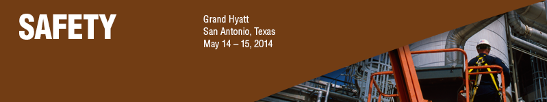 2014 National Occupational & Process Safety Conference